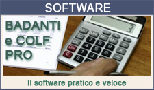 Software Badanti e COLF